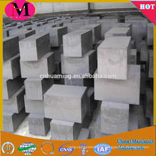 High pure and high dense graphite block with competitive price